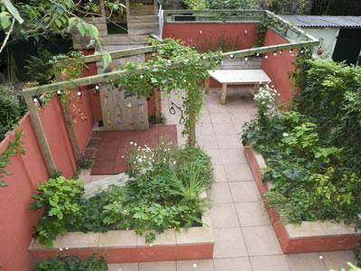Een kleine tuin gastvrij inrichten - Ontwikkel een kleine studio ...