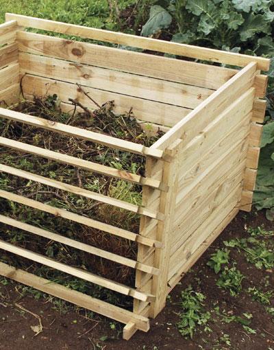 De beste manier om zelf compost te maken
