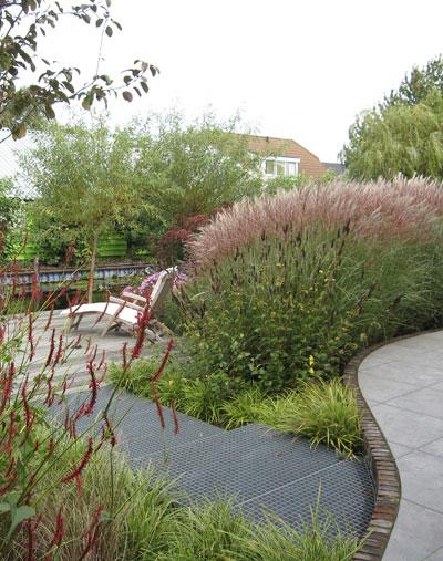 dynamiek in de tuin