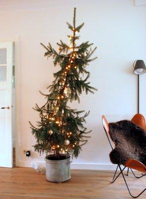 Kerstboom met personality