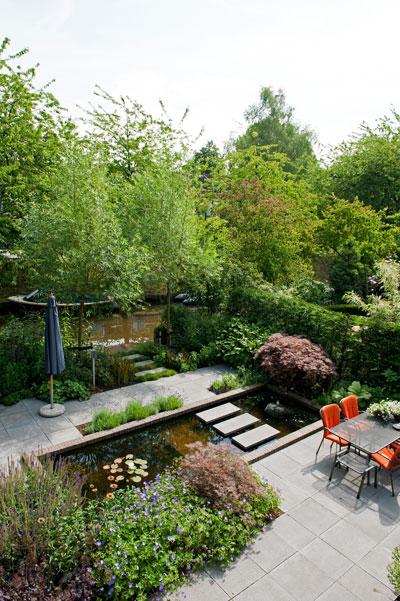 Ontwerp van de tuin met weinig geld inspiratie het beste interieur - Idee van allee tuin ...