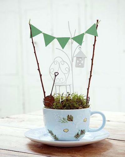 5 ideeën voor een tuintje in huis