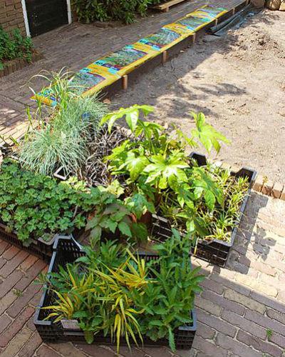 In 8 stappen naar een nieuwe tuin