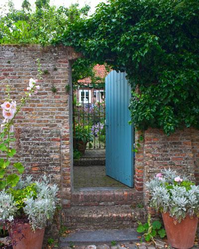5 tips voor een nieuwe tuinpoort of tuinhek