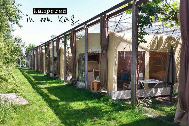 3x spectaculair kamperen in het groen