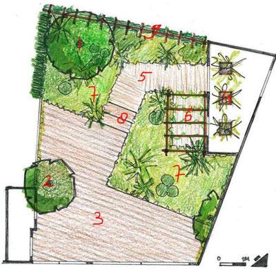 kleine-tuin-plattegrond
