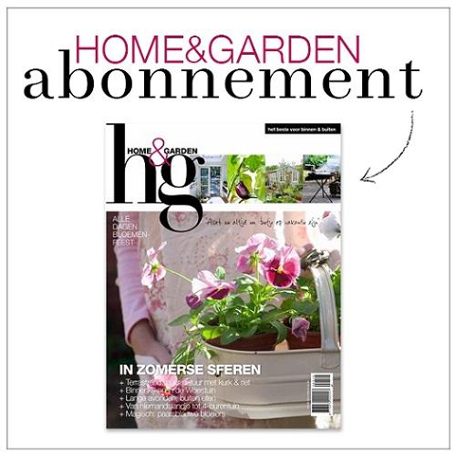Home&Garden abonnement