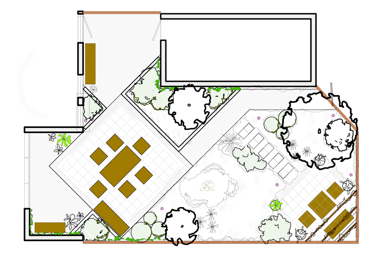 grote droom kleine tuin alle hoeken benut