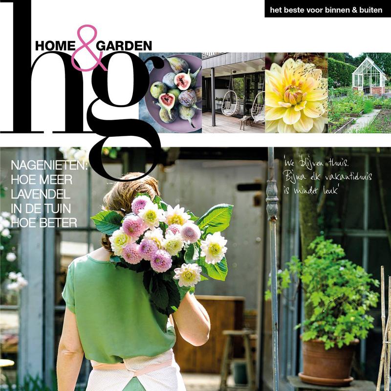 Nu te koop: het september-nummer van Home&Garden