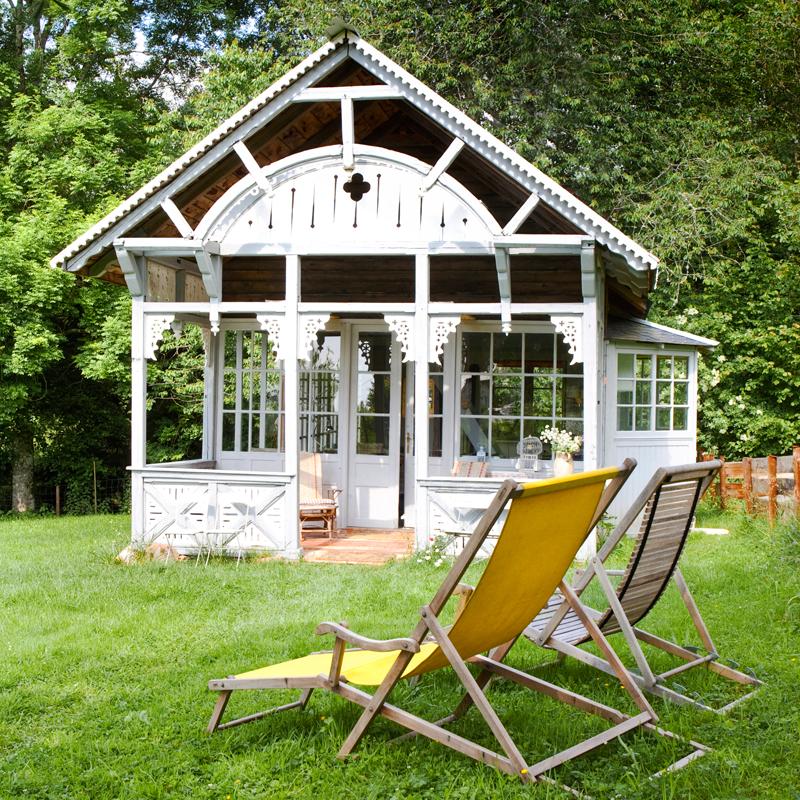 Het gevonden huis: Maison Perdue