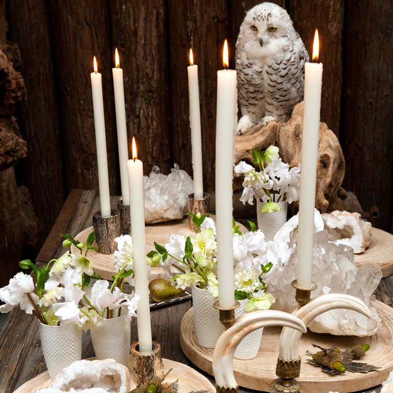 Kerstversiering volgens The Wunderkammer