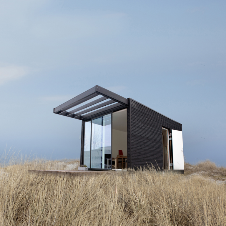 Trend: kleine huisjes