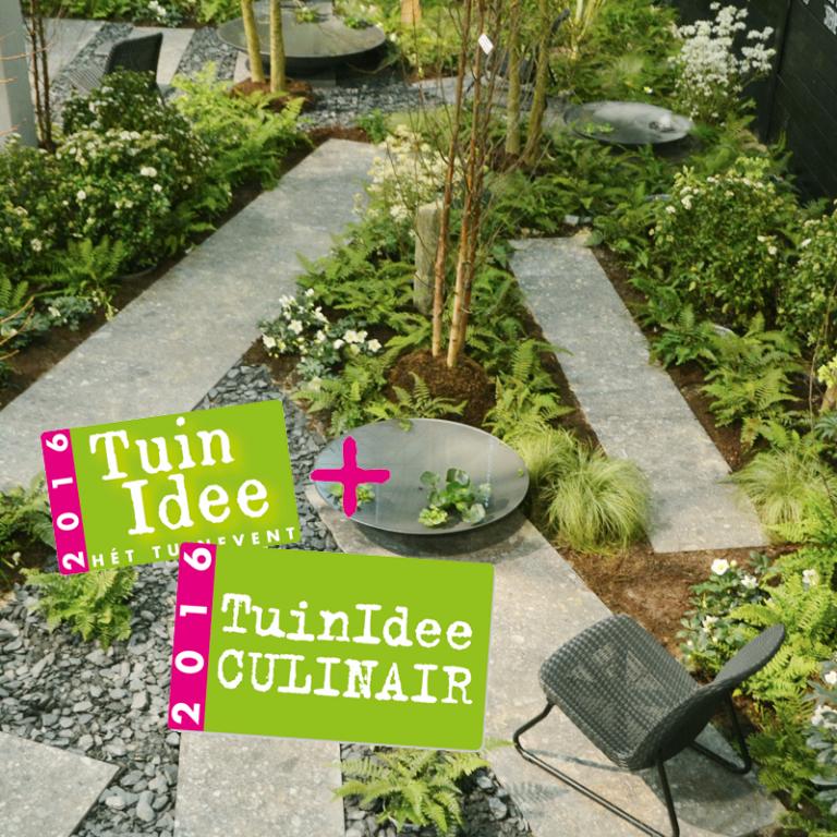 Met H&G-korting naar TuinIdee 2016