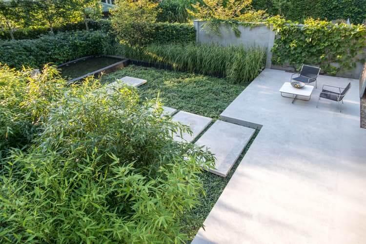 Kleine tuin in Diepenveen