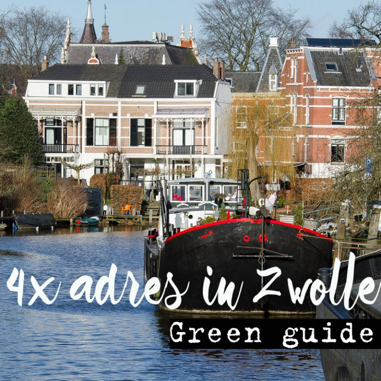 Green Guide Zwolle