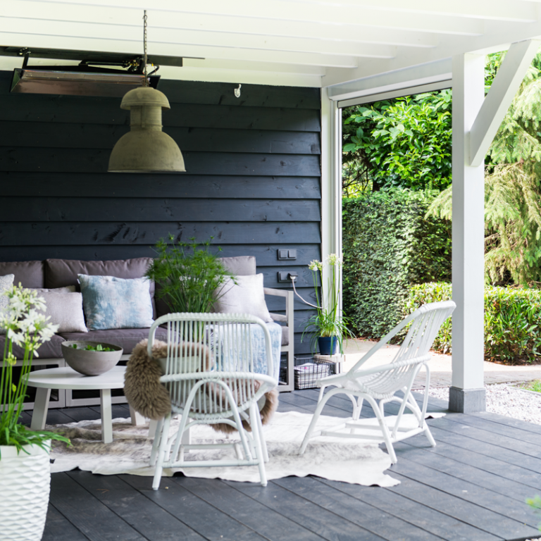 Vive la veranda!