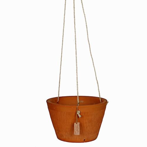 terracotta hangpot
