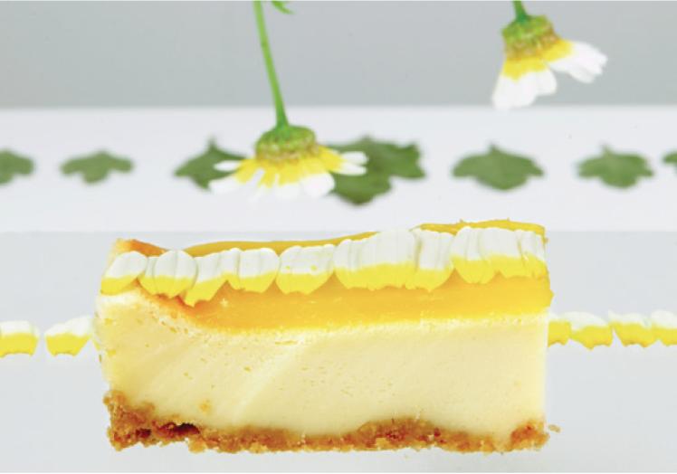 chrysanten cheesecake