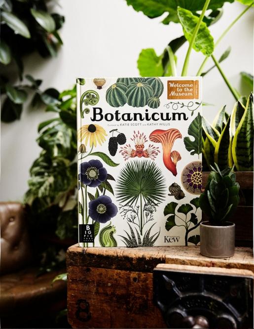 Hét Botanische Boek Van Nu