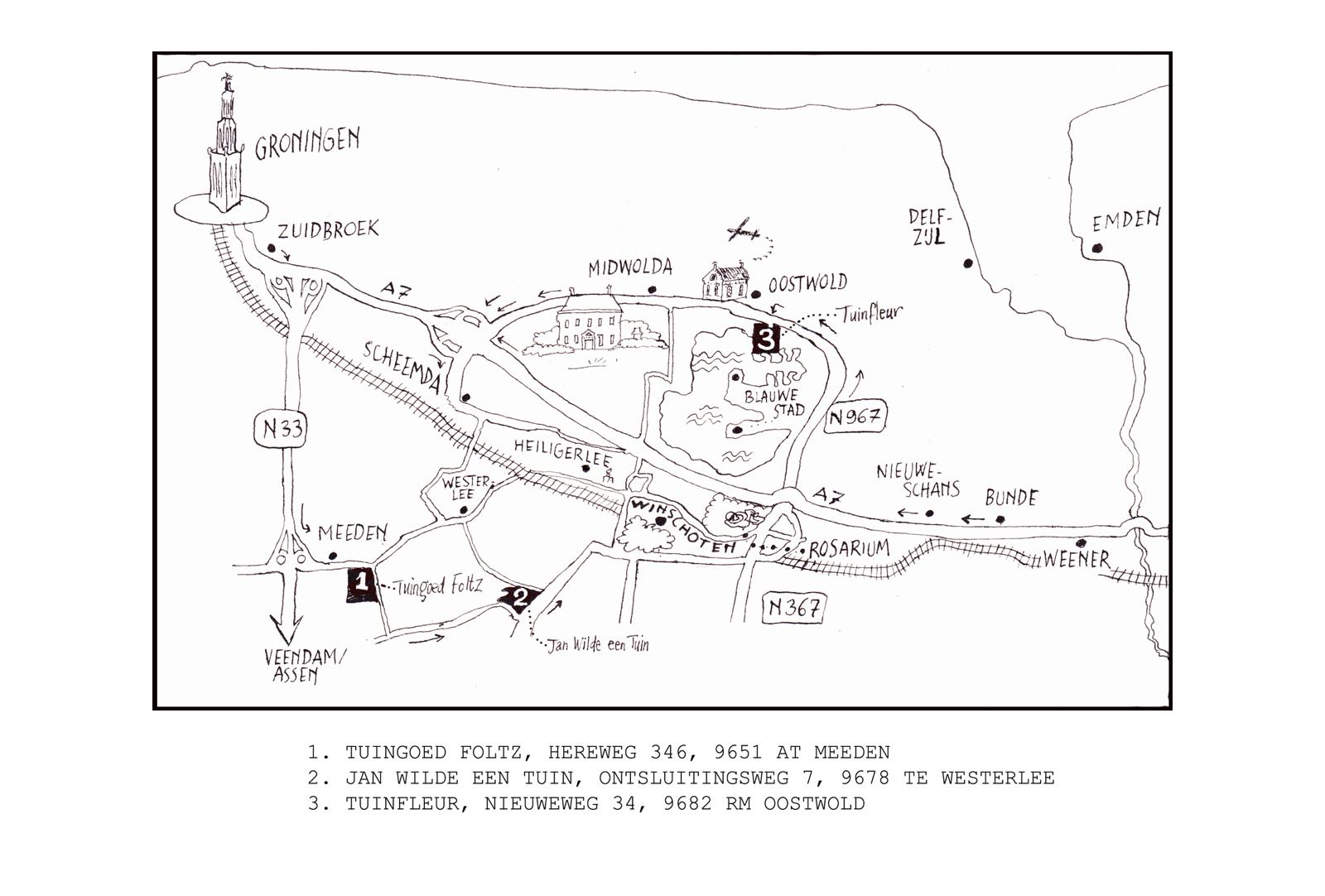 Epimedium-route