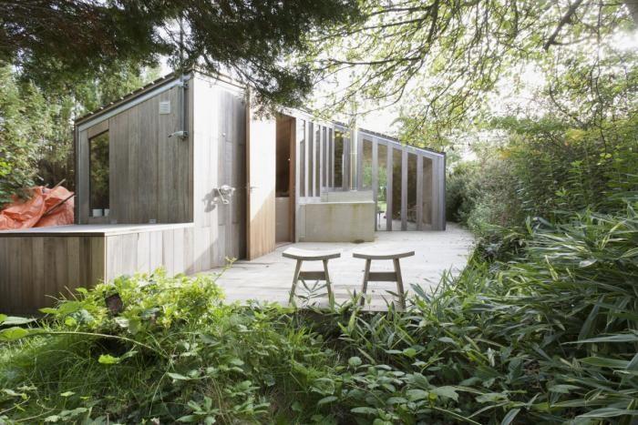 Inspiratie: Tuinhuis In Groningen