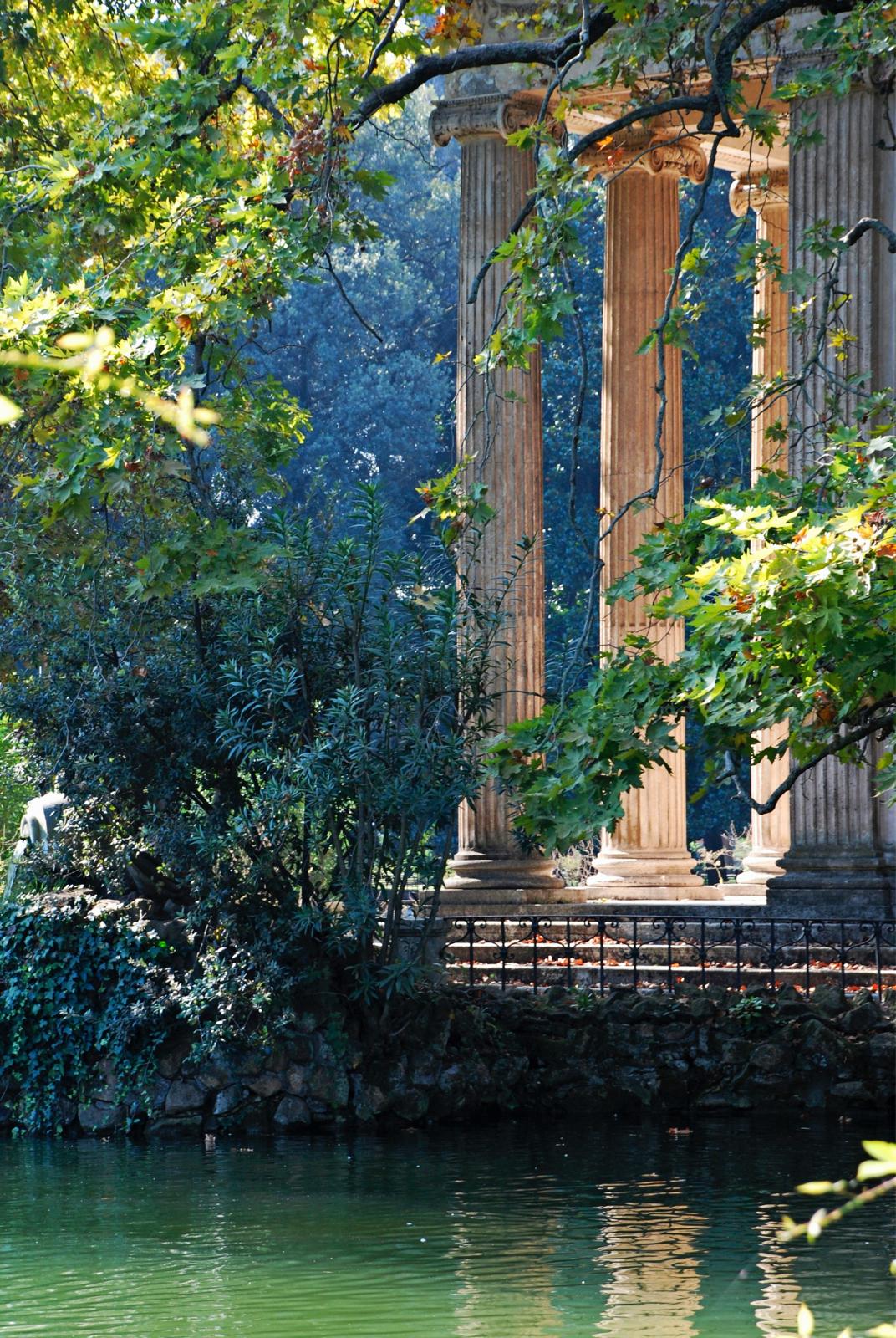 Il Marco di Villa Borghese Rome