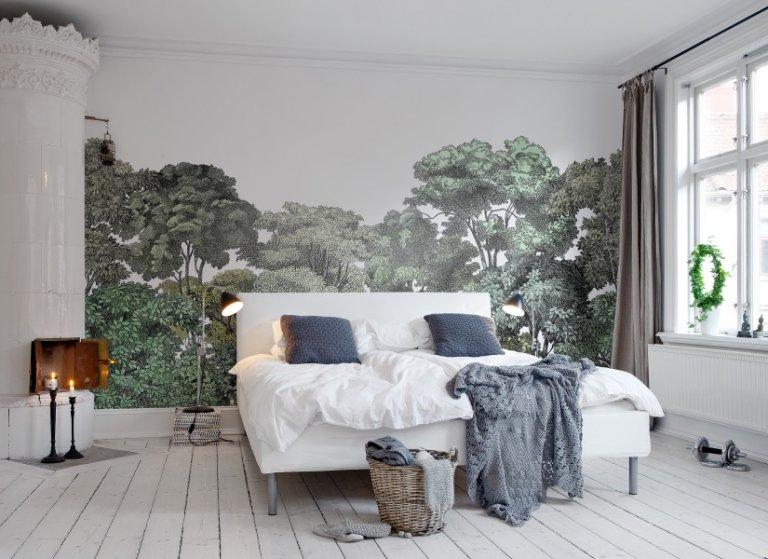 Interieurtip: Botanische Muurprints