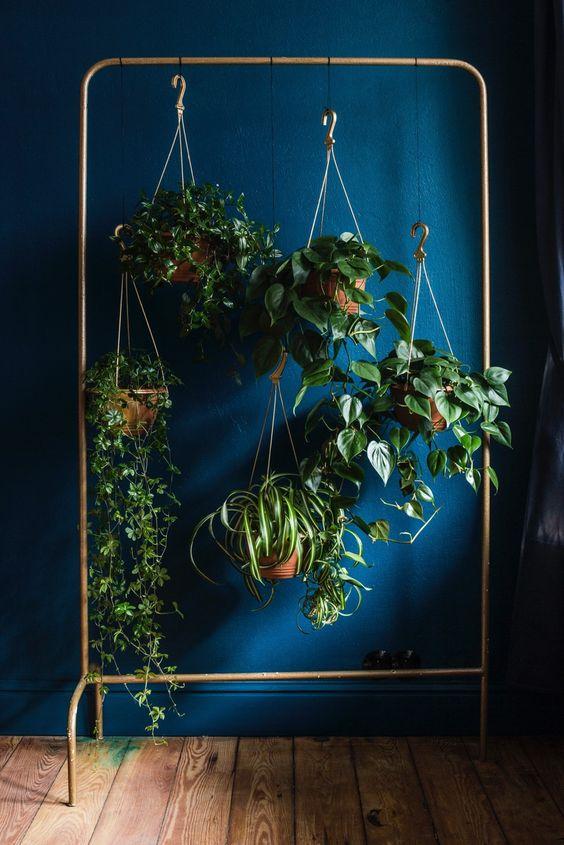 Inspiratie: Planten Als Room Divider