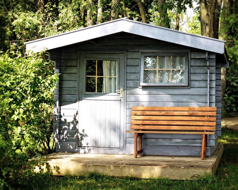 Houtsoorten voor het bouwen van je eigen tuinhuis