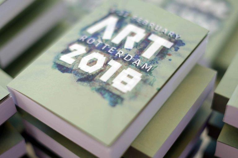 19de editie van Art Rotterdam trekt 26.500 bezoekers