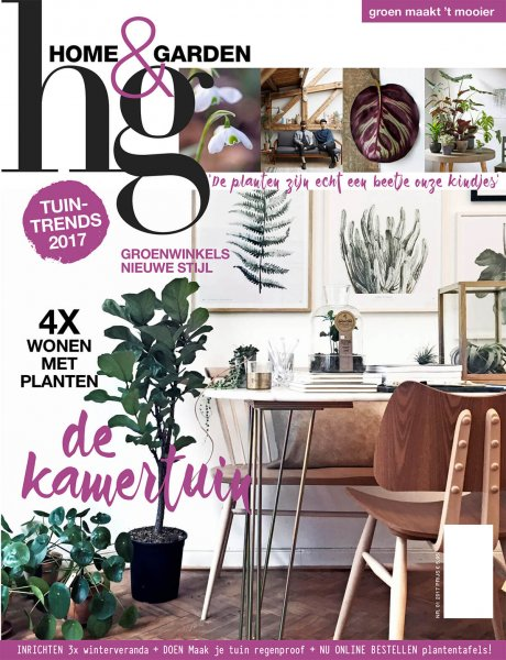 Home&Garden editie 1-2017
