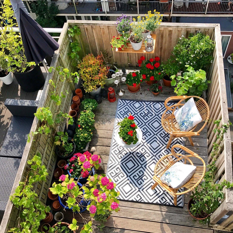 Balkon lente