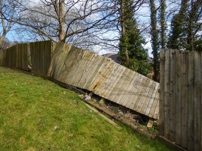Opstalverzekering voor de tuin