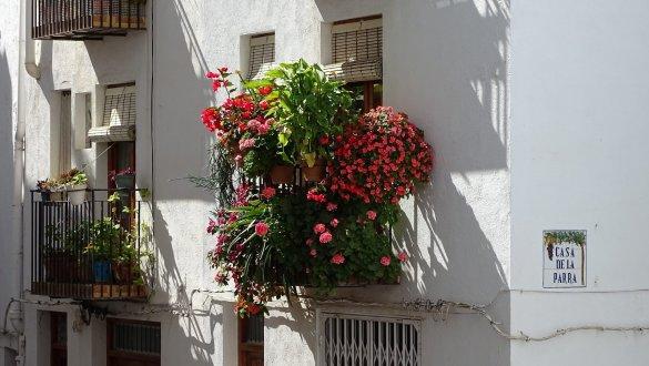 Balkon tips