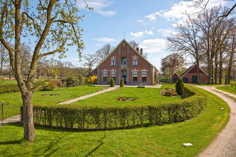 Culinaire proeftuin in herstelde boerderij Keunenhuis