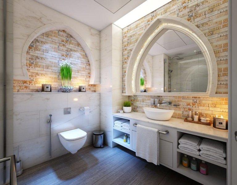 Zo verlicht je je badkamer: 5 tips