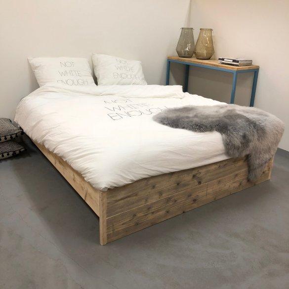 koud in bed
