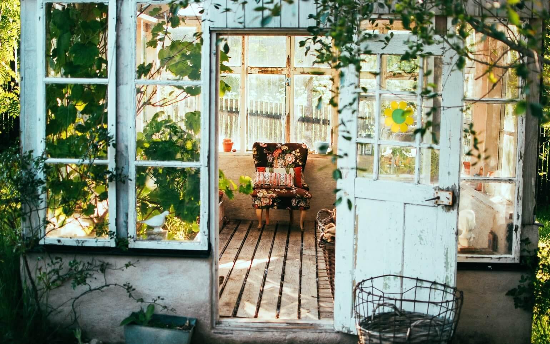 voorkomen vallen tuin woning