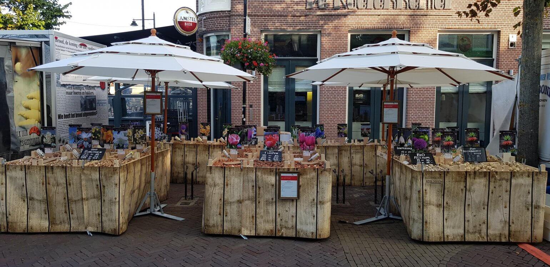 Plantenmarkt Hortus Alkmaar